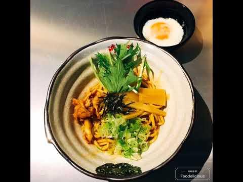 Hamasoba 浜そば 台灣店 》 台北日本油拌麵餐廳 | Taipei Ramen