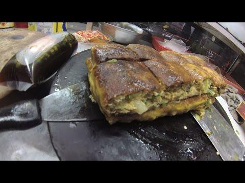 Greater Jakarta Street Food 1312 Part.2 Kubang Super Martabak Jalan Setu Bantar Gebang Bekasi 6009
