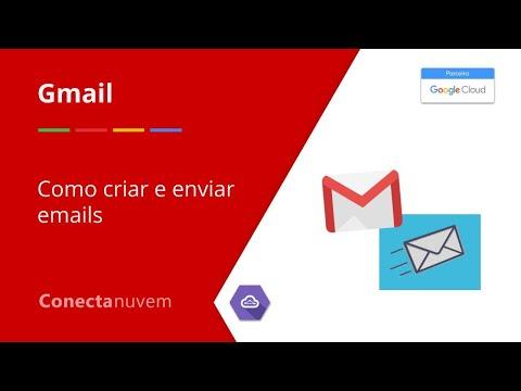 Como criar e enviar e-mails no Gmail - Gmail