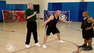 How to Set Up Basketball Screens with Pro Basketball Coach Bill Walton