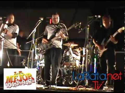 Los Rebeldes de La Cumbia en el Azteca Music Hall
