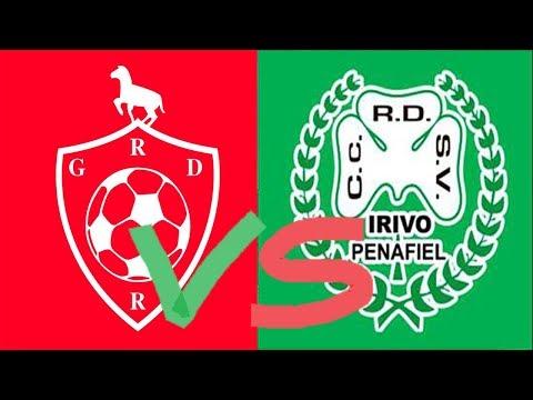 G.R.D.Rans vs C.C.R.D.S.V.Irivo (Taça Cidade Penafiel - Júniores)
