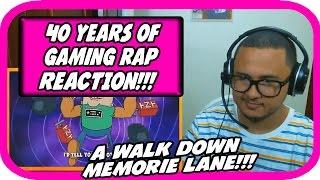40 YEARS OF GAMING   Dan Bull REACTION!!!