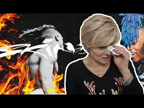 MOM REACTS TO XXXTENTACION   SKINS   FULL ALBUM REACTION Mp3