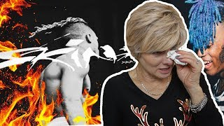 MOM REACTS TO XXXTENTACION SKINS FULL ALBUM REACTION