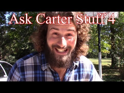 Ask Carter Stuff 4: Would you ever travel to North Korea?