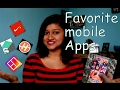 Favorite Mobile Apps! | What's in my phone | Fitness apps | fashion apps | Organiser|Random Insanity