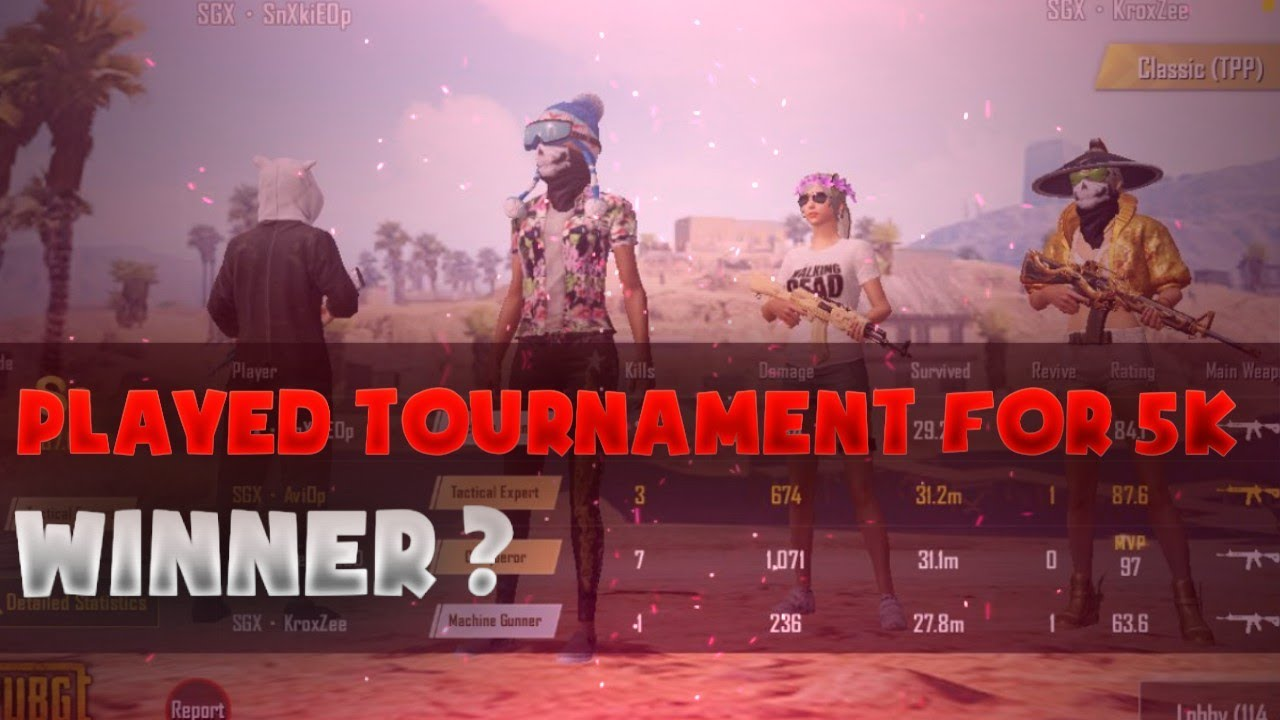 Played Tournament For Over 5k | Flexxy's POV | Flexxy Plays