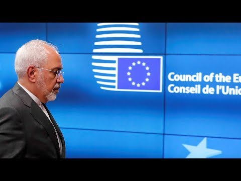 EU launches economic plan to keep 2015 accord alive
