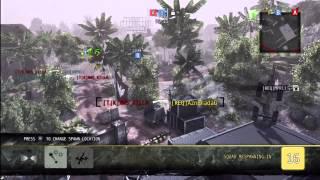 PS3 MAG: CLAN BATTLE [KEQ] VALOR VS [T=B] RAVEN ROUND 2 GAME 1