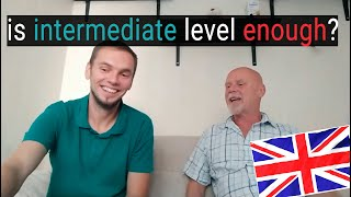 Learning English | Conversation with native speaker