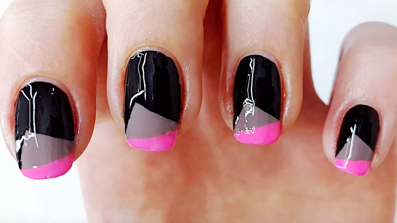 Cute Nails Hard Nail Art Youtube