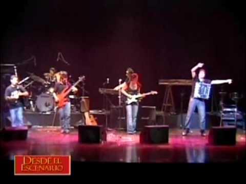 Musica Celta : BRIGANTHYA en concierto - noite - (Teatro Rubén Darío - Managua)