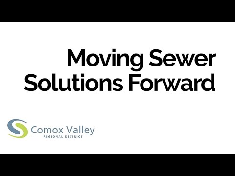 Moving Sewer Solutions Forward