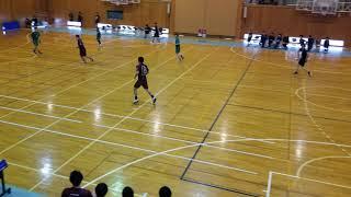 2019年04月21日 第74回国民体育大会ハンドボール競技長野大会  Nagano Yeti VS 如月クラブ 後半