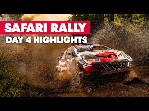 Safari Rally Kenya Day 4: Heartbreak and Glory | WRC 2021