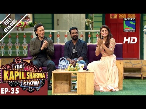 The Kapil Sharma Show - दी कपिल शर्मा शो–Episode-35- A Flying Jatt in Kapil's Show–20th August 2016