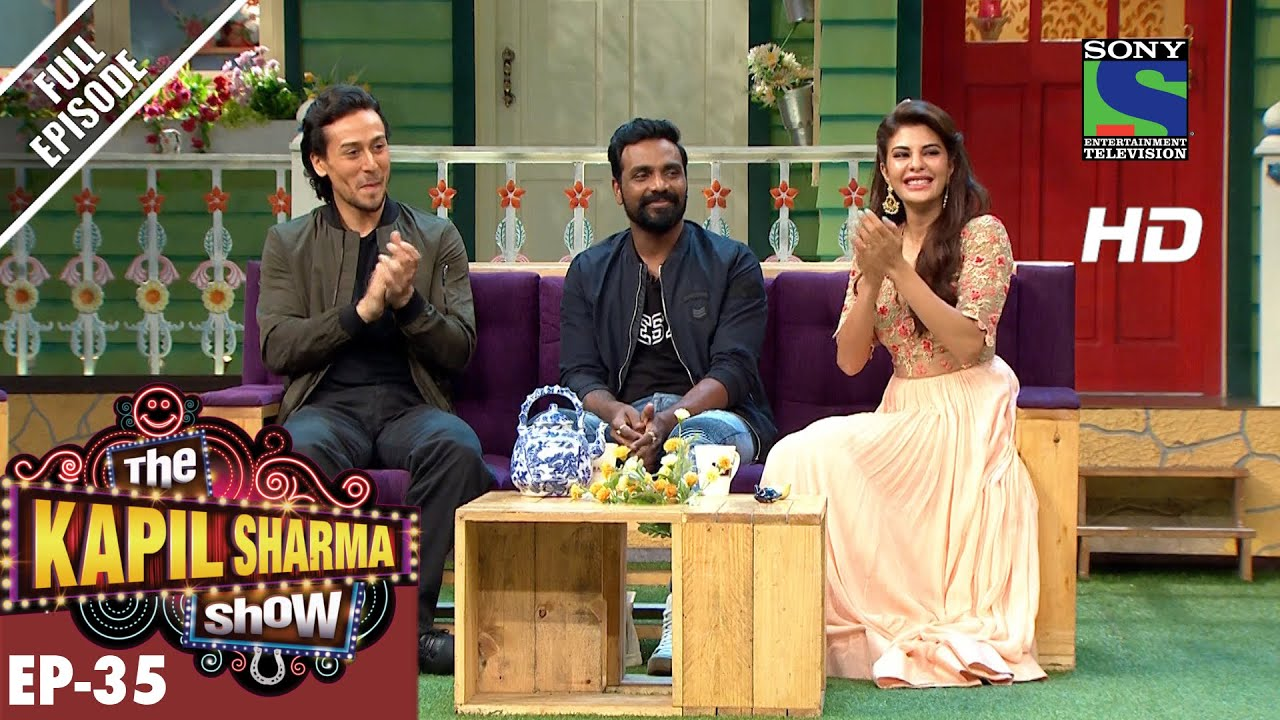 The Kapil Sharma Show - दी कपिल शर्मा शो–Ep-35- A Flying Jatt in Kapil's Show–20th Aug 2016 #1