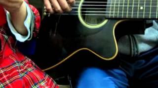 Em là bông hồng nhỏ Guitar - Trịnh Công Sơn