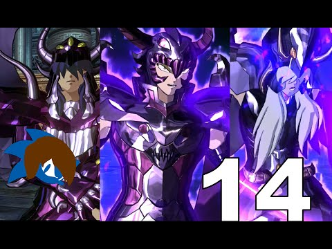 Saint Seiya Soldiers' Soul Online: Specters 1/Ram The Man Tits - Part 14 - Johnic Adventure
