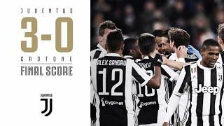 Highlights Juventus vs Crotone 3-0 Giornata 14  Serie A 27112017
