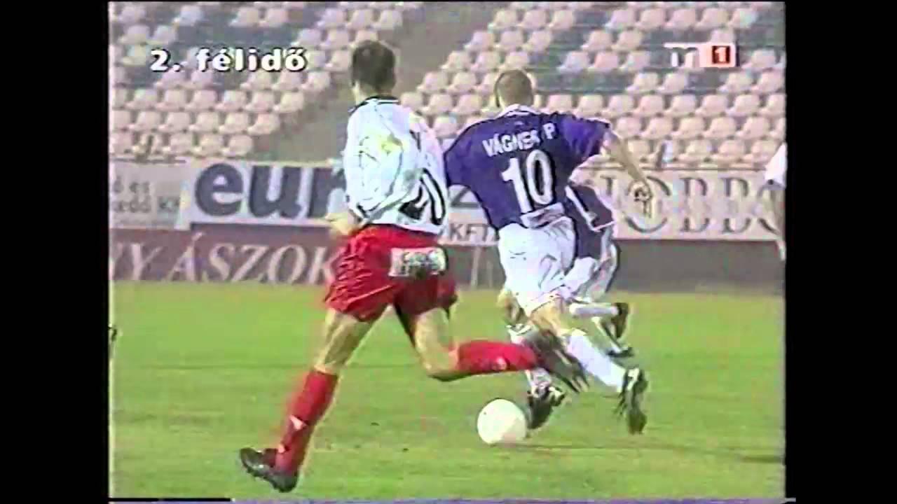 Dunaferr-Újpest | 1-2 | 2002. 03. 02 | MLSZ TV Archív