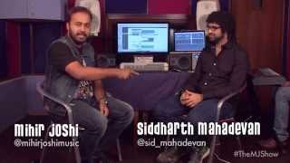 Gambar cover Siddharth Mahadevan || Sings Malang from Dhoom 3 || The MJ Show (Part 3)