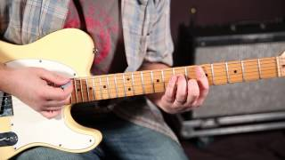 """Start Me Up"" Style Chords and Riff - Rolling Stones Inspired Open G Tuning keith"