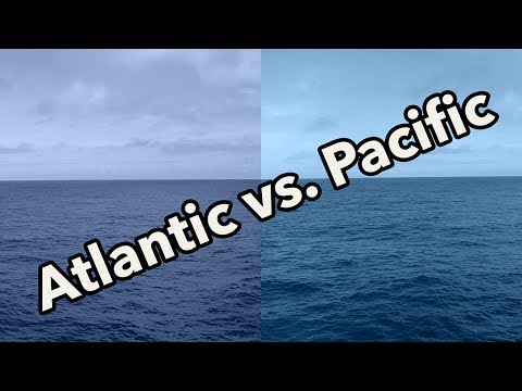 Atlantic Ocean vs. Pacific Ocean - Which Is Better?