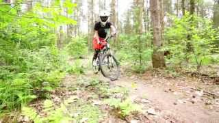 "Freeride Mountain Biking || "" in the jungle "" || BikingNL 2014"