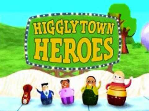 Higglytown Heroes Theme Song