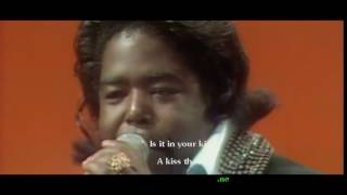 Barry White - Can't get enough of your love babe (with lyrics)