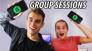Spotify Group Sessions: How to Use! screenshot 4