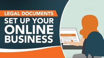 What Legal Documents Do I Need to Set Up My Online Business?   LegalVision