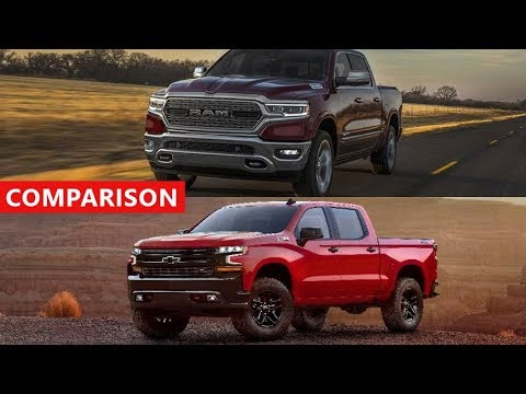 2019 Ram 1500 vs 2019 Chevrolet Silverado Comparison ...