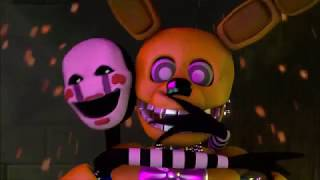 FNAF SFM Old Memories Episode 5 SpringBonnie s Revenge Озвучка от SayanelBadFox RUS DUB
