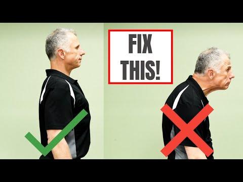 Fix Forward Head Posture3 Easy Steps