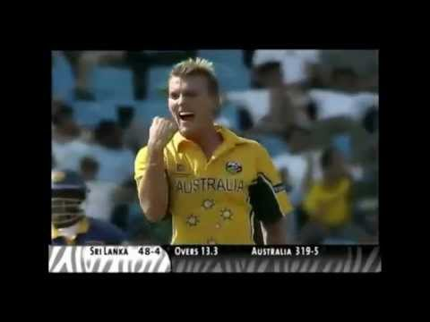 Brett Lee Tribute - Best 100 Wickets Compilation
