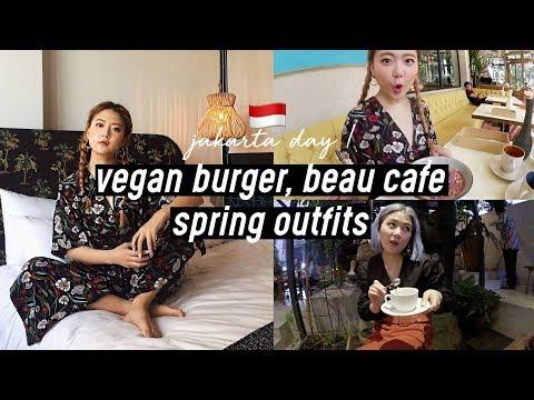 Jakarta #1: Burgreens, Hotel Monopoli, BEAU Cafe, H&M Indonesia | DTV #83