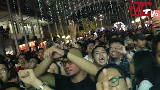 Gambar cover NDX AKA -- Ritual Khusus sebelum nyanyi DITINGGAL RABI, live from Synchronize Fest 2018 Jakarta