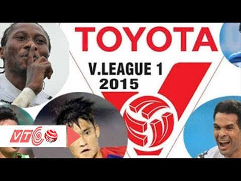 Lịch thi đấu vòng 26, V-League 2015 | VTC