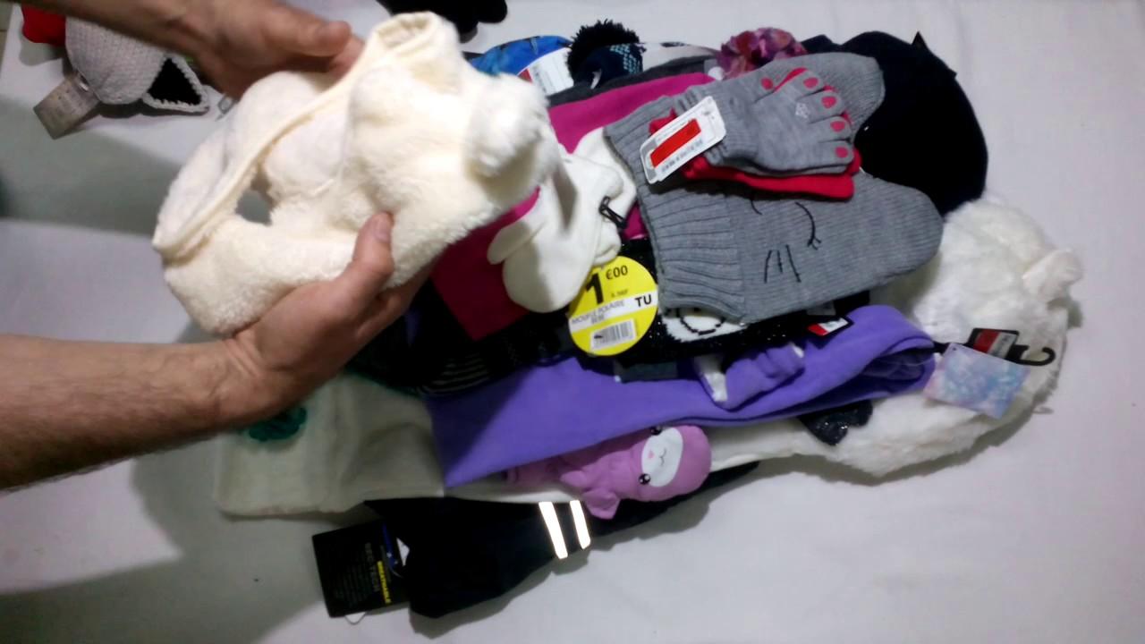 Перчатки-варежки детские