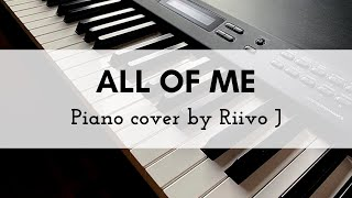 Frank Sinatra - All of Me (Piano Cover)