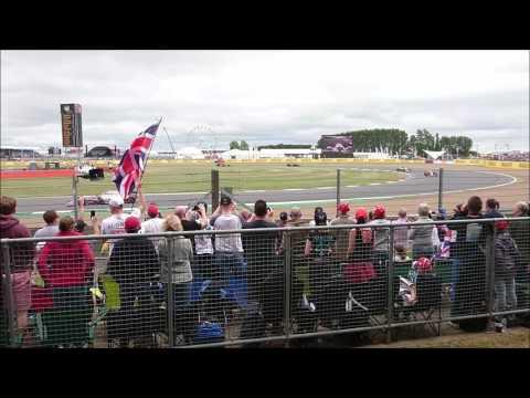 Silverstone - Formula 1- British Grand Prix Vlog