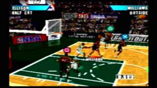 Classic Game Gems: NBA ShootOut 98 Preview Movie