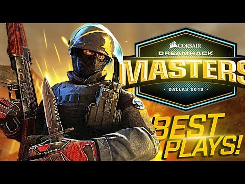 CS:GO - DreamHack Masters Dallas 2019 (Fragmovie) *BEST PLAYS*