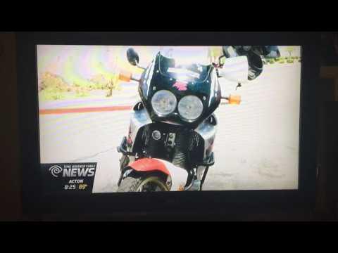Deaf Marko Tv News California