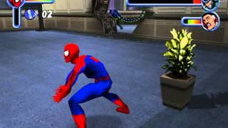 Spider-Man (2001) PC Walkthrough #2 - Scorpion time with epic fail at the end!