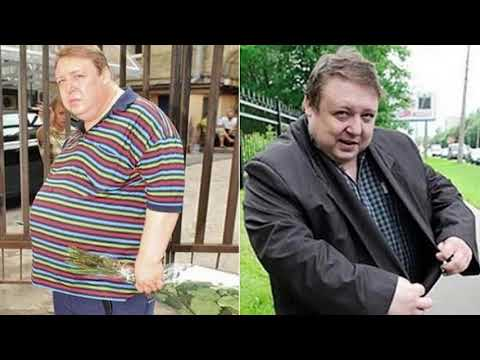 Как похудел сечин