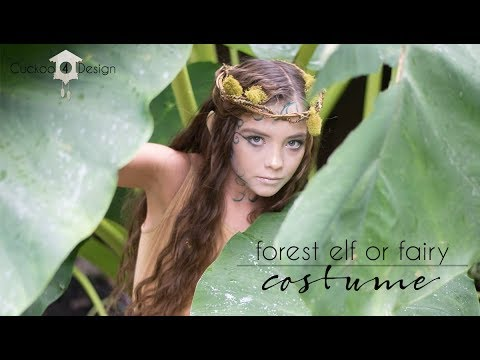 forest elf costume